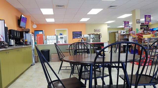 Regent Convenience Store, Cafe