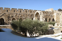 Tower of David Museum, Jerusalem, Israel