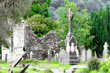 Glendalough Monastic Settlement, Vale of Glendalough, Ireland