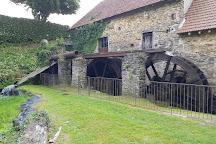 Papeterie de Vaux, Payzac, France