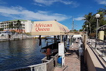 African Queen Canal Cruise, Key Largo, United States