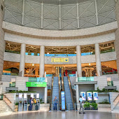Аэропорт  станции  Lisbon Airport