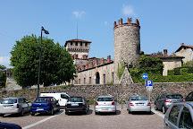 Visconti Castle of Saint Vito, Somma Lombardo, Italy