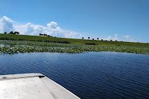 Eaglebay Airboat Rides, Okeechobee, United States