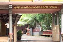 Azhakodi Devi Temple, Kozhikode, India