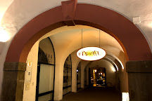 Czech Cubism Permanent Exhibition, Prague, Czech Republic
