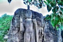 Avukana Buddha Statue, Kekirawa, Sri Lanka