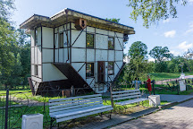 Upside Down House, Kaliningrad, Russia