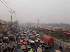 Shahdara Morr Taxicab Stand lahore