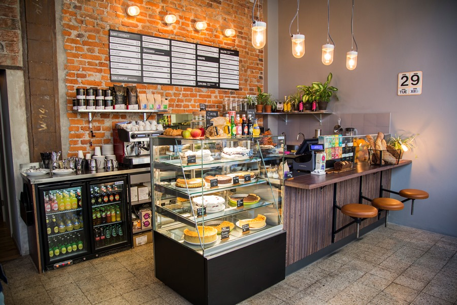 Labour Cafe Deli & Co-working: A Work-Friendly Place in Warsaw