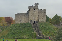 Firing Line - Cardiff Castle Museum of the Welsh Soldier, Cardiff, United Kingdom
