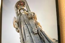 Virgen de la roca, Baiona, Spain
