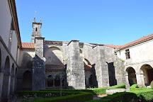 Church of Santa Maria la Real del Sar, Santiago de Compostela, Spain