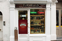 Turmeaus Cigars & Whisky, London, United Kingdom