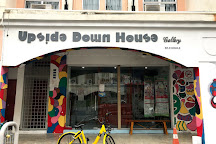 Upside Down House Gallery Melaka, Port Dickson, Malaysia