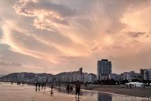 Gonzaga Beach, Santos, Brazil