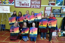 Painting with a Twist, Waco, United States