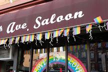9th Avenue Saloon, New York City, United States