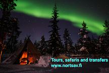 NortsaV Tours, Rovaniemi, Finland