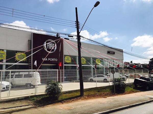 2c61e4d24 Concessionária Fiat Via Porto, BR-116, 17240 - Xaxim, Curitiba - PR ...