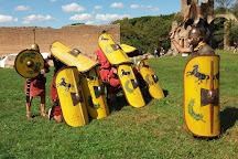Circus of Maxentius, Rome, Italy