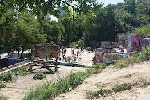 Graffiti Park at Castle Hills, Austin, United States