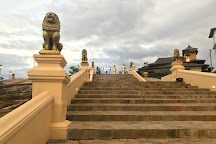 Nelligala International Buddhist Center, Murutalawa, Sri Lanka