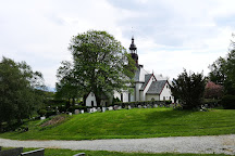 Borgund Church, Alesund, Norway