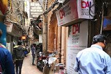 Delhi Food Adventure, New Delhi, India