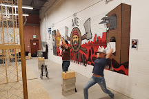 Bad Axe Throwing, Mississauga, Canada