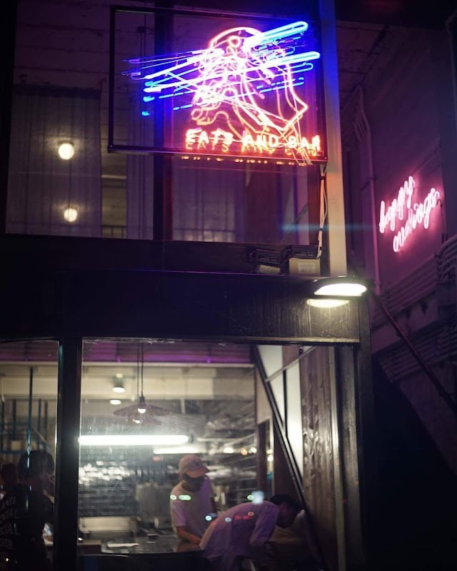 Happy Endings Eats & Bar