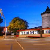 Станция метро  Nürnberg Rathenauplatz