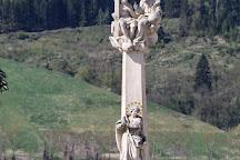Pestsaule Leoben, Leoben, Austria