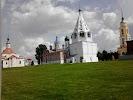 Церковь Покрова Пресвятой Богородицы в Коломне, Москворецкая улица, дом 4 на фото Коломны