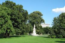 Burggarten, Vienna, Austria