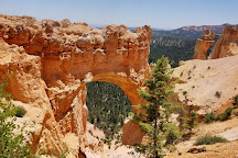 Natural Bridge, Bryce, United States