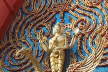 Wat Prok Suthammaram, Samut Songkhram, Thailand