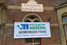 The Museum of Barnstaple and North Devon, Barnstaple, United Kingdom