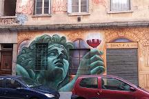Cour des Voraces, Lyon, France