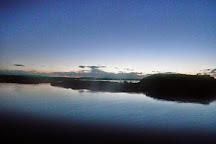 Lake Poro, Sarufutsu-mura, Japan