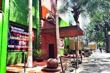Mambocafe, Mexico City, Mexico
