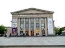 Музыкальный театр Кузбасса им.А.Боброва на фото Кемерова