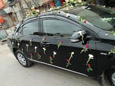 New Allah Hoo Rent A Car faisalabad
