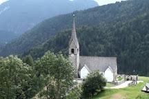 Sauris - Chiesa di San Lorenzo Martire, Sauris, Italy