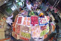 Shuanglian Market, Taipei, Taiwan