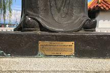 Sam Poh Footprint Temple, Penang Island, Malaysia