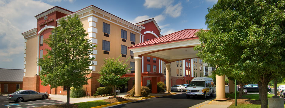 Comfort Suites Chantilly Dulles Airport