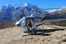 Nepal Helicopter Tour, Kathmandu, Nepal
