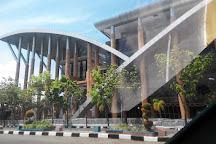 HS Soeman Library, Pekanbaru, Indonesia