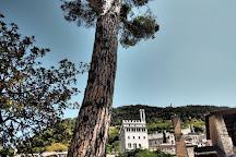 Palazzo del Capitano del Popolo, Gubbio, Italy